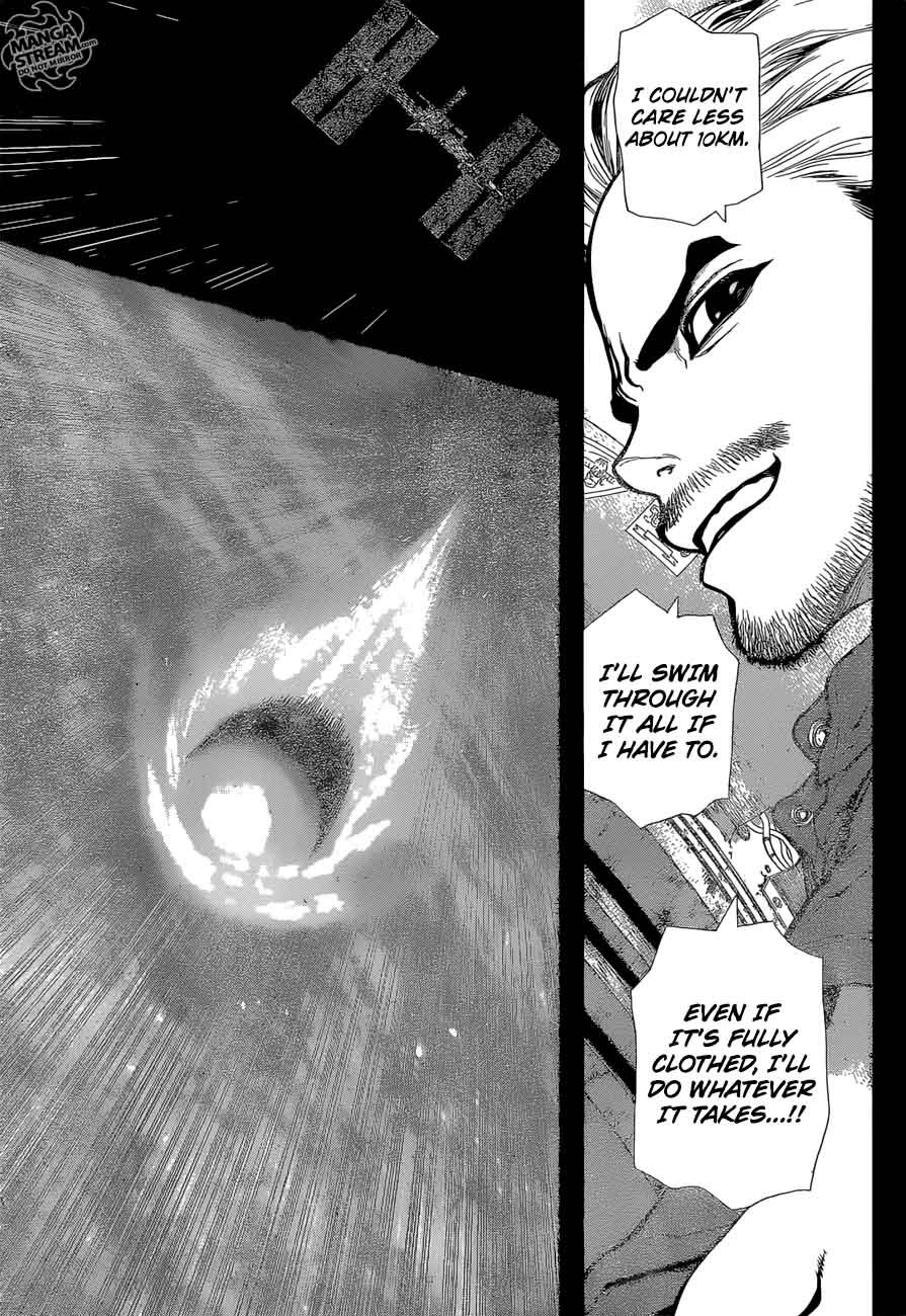 Dr. Stone : Chapter 44 - 100 Nights and 1,000 Skies image 009