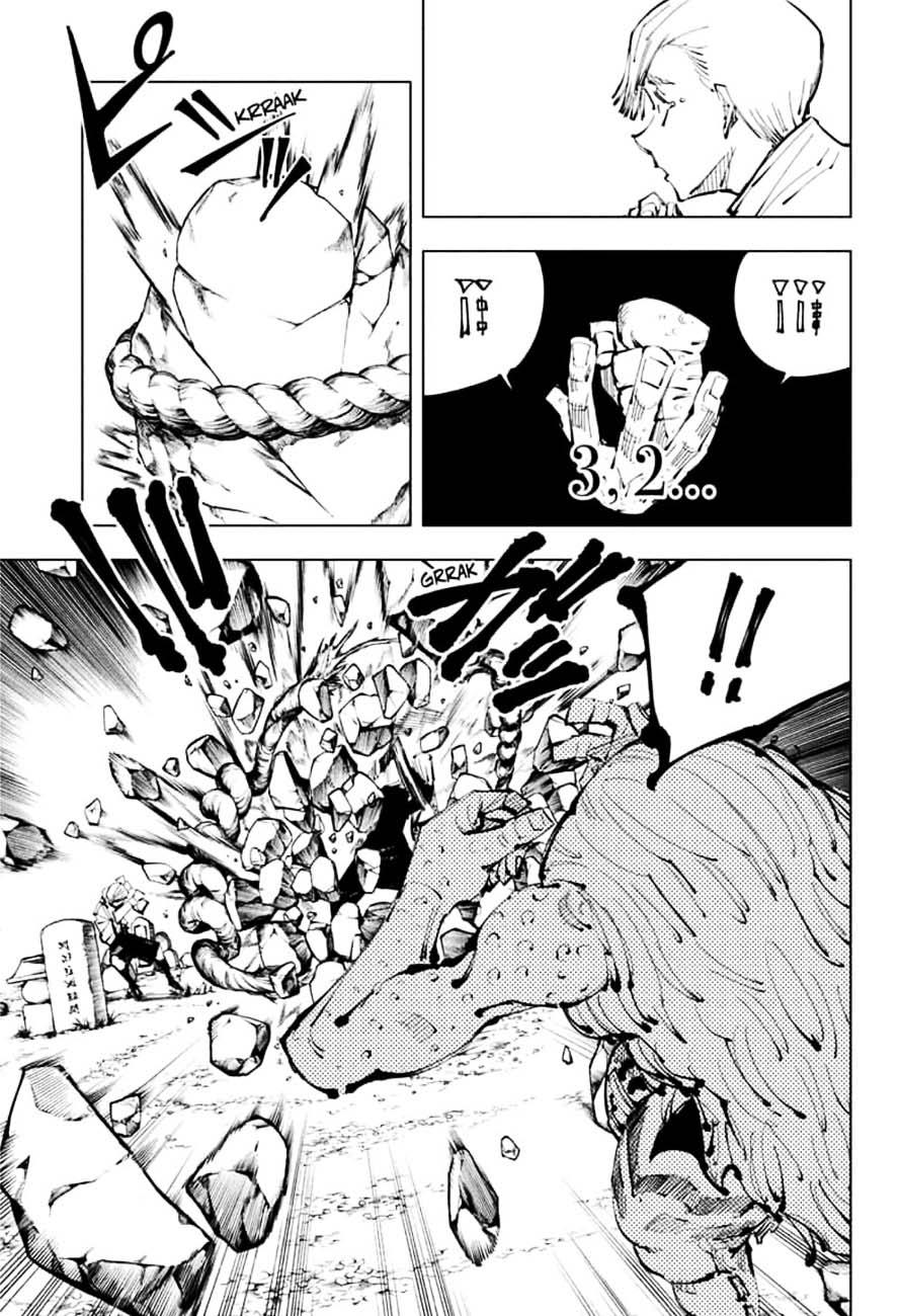 Jujutsu Kaisen, Chapter 101 image 008