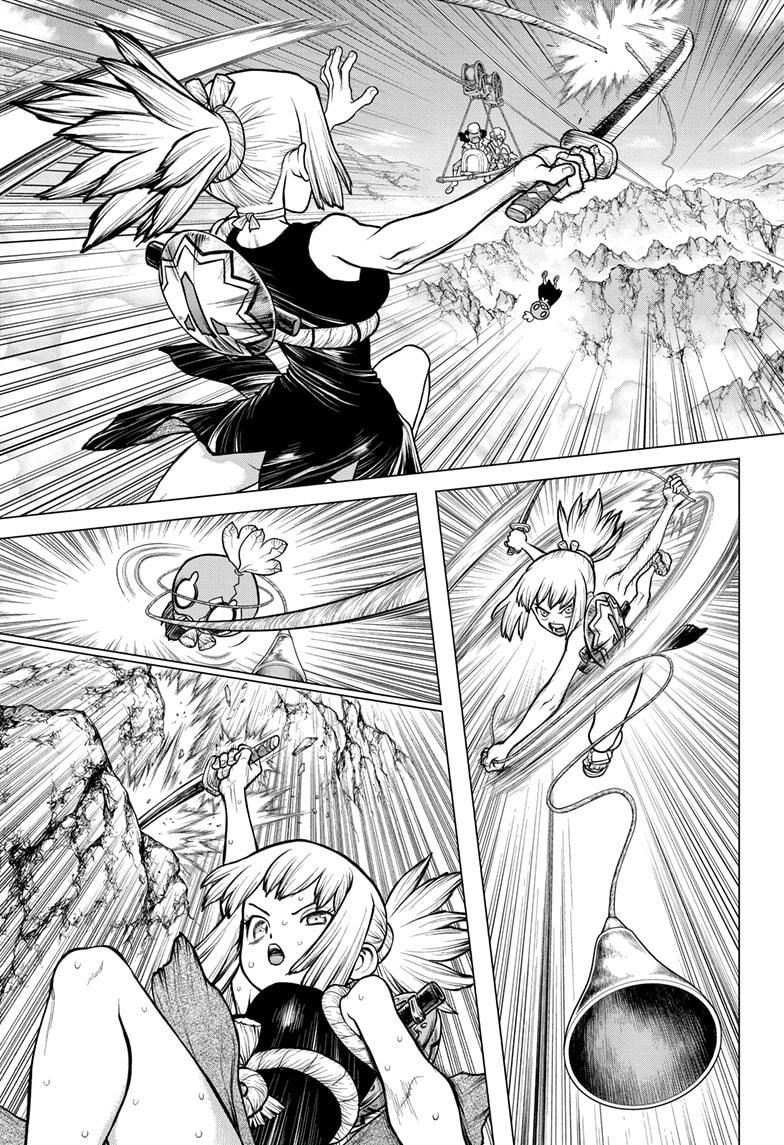 Dr Stone, chapter 179 image 012