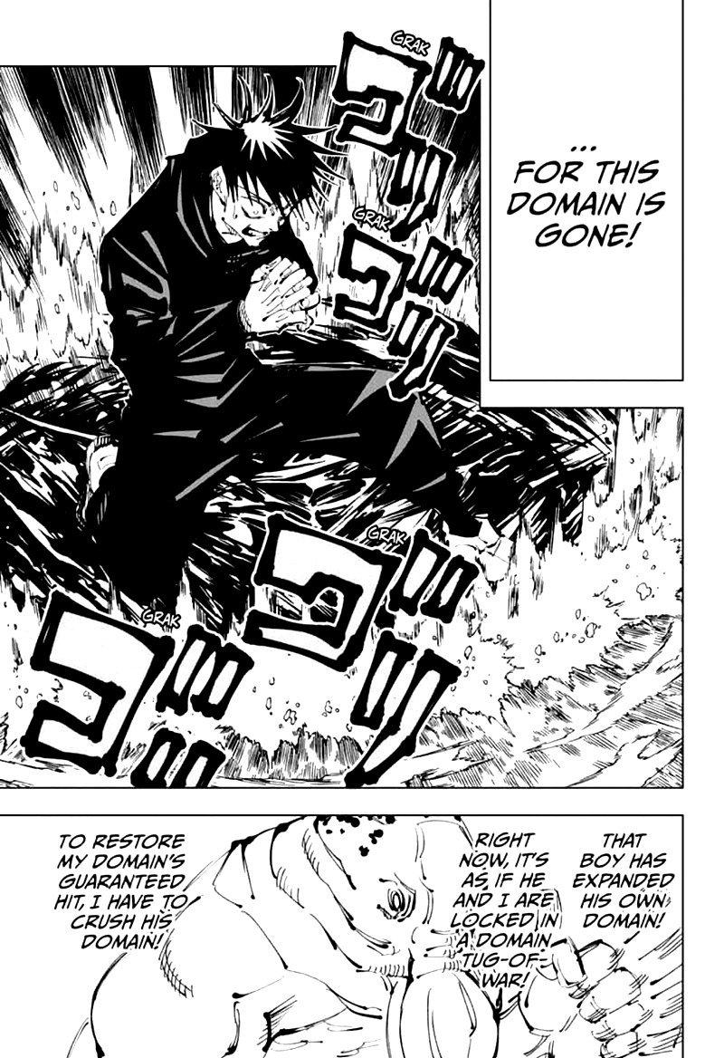 Jujutsu Kaisen, Chapter 109 image 005