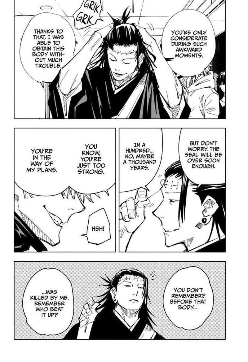 Jujutsu Kaisen, Chapter 90 image 018