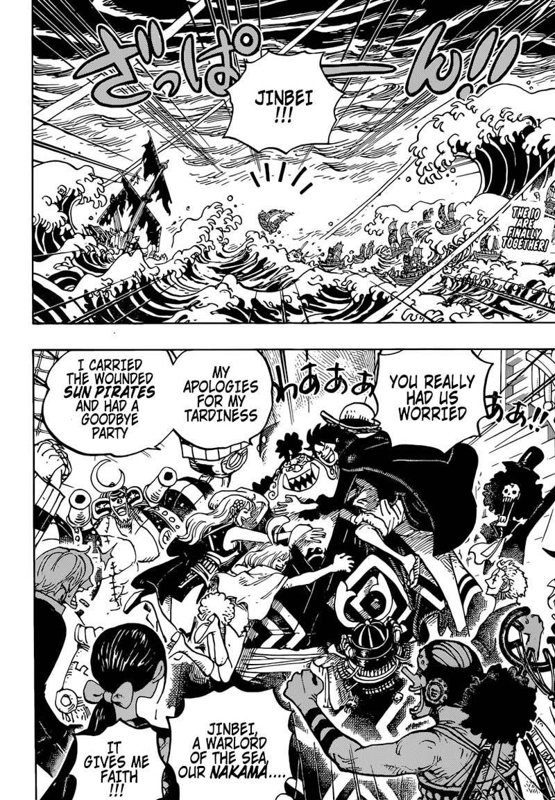 One Piece, Chapter 977 image 002