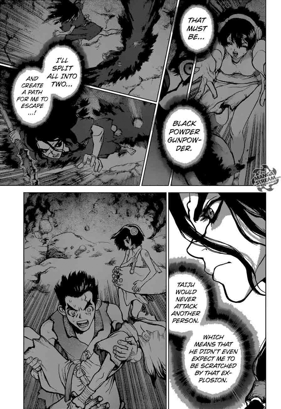 Dr. Stone : Chapter 12 - Epilogue of Prologue image 003