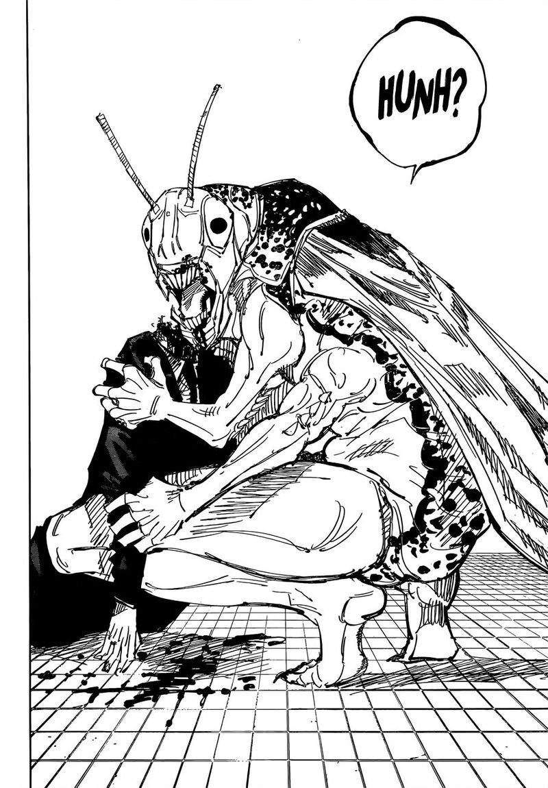 Jujutsu Kaisen, Chapter 86 image 010
