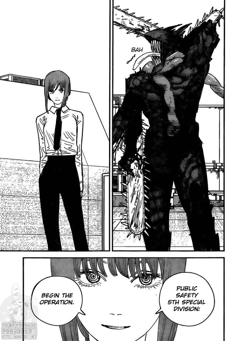 Chainsaw Man, Chapter 87 image 003