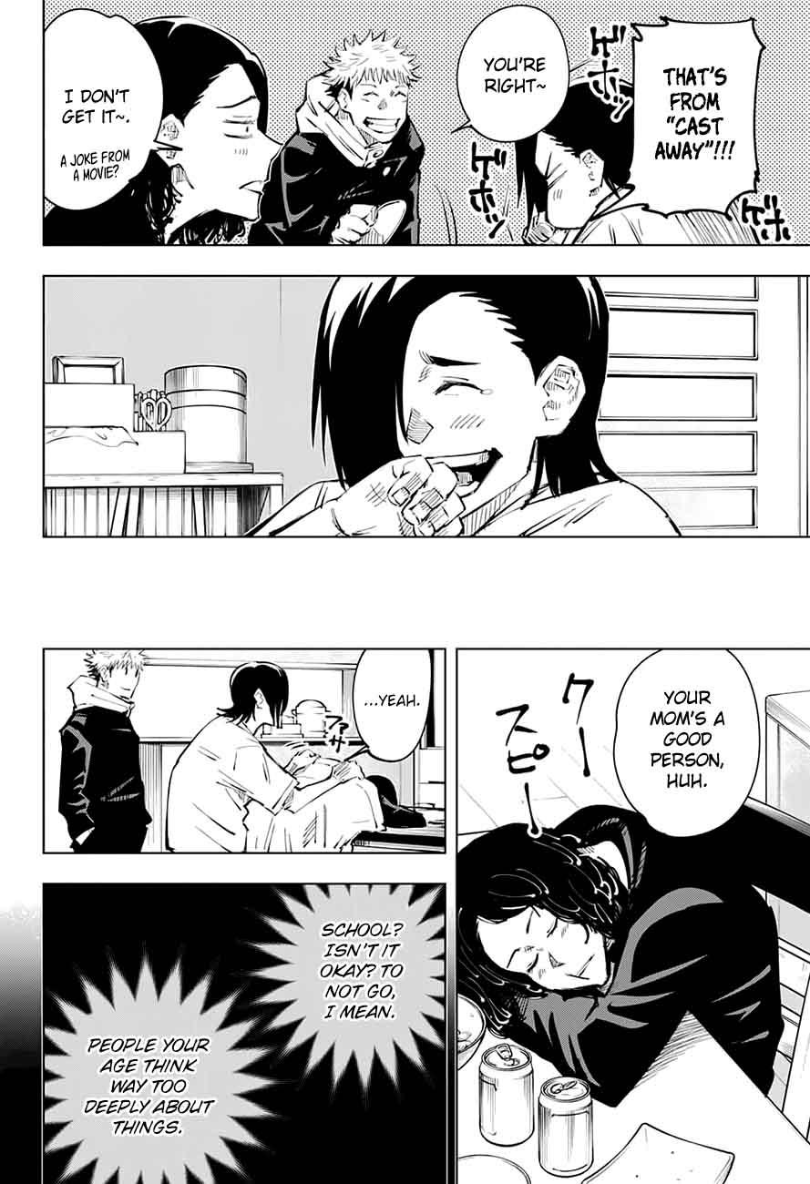 Jujutsu Kaisen, Chapter 24 image 014