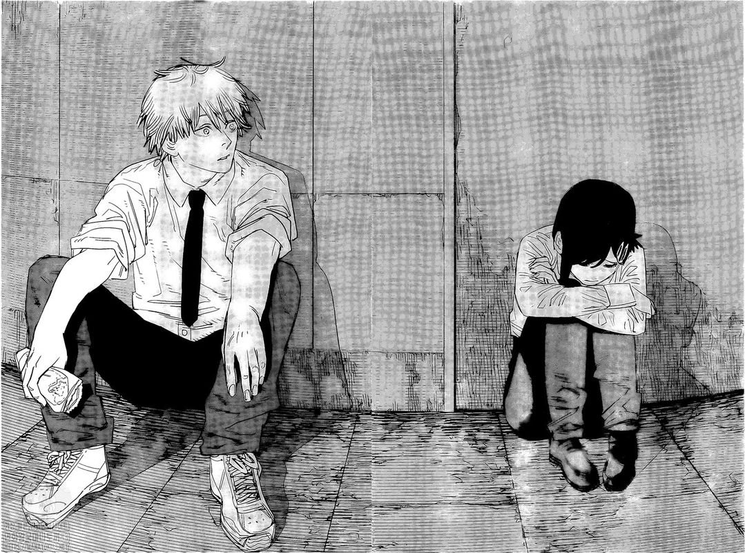 Chainsaw Man, Chapter 92 image 013