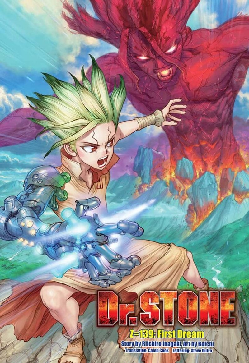 Dr. Stone : Chapter 139 - First Dream image 001