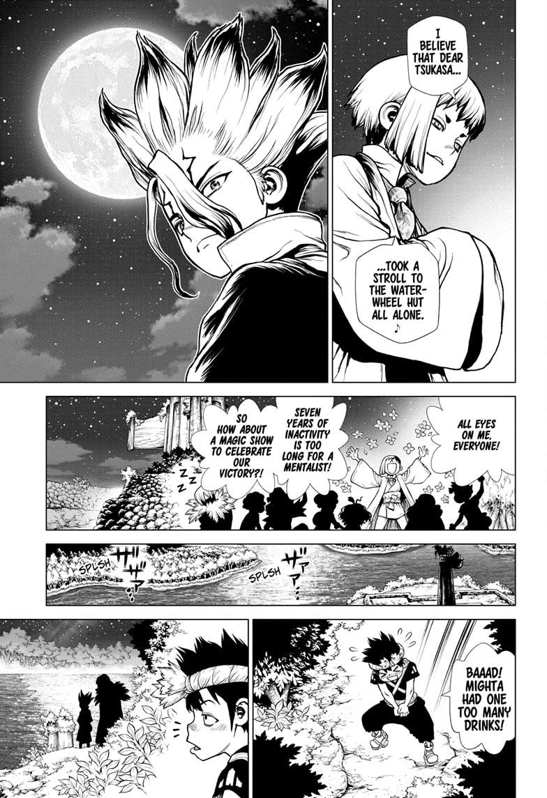 Dr. Stone, Chapter 197 image 013
