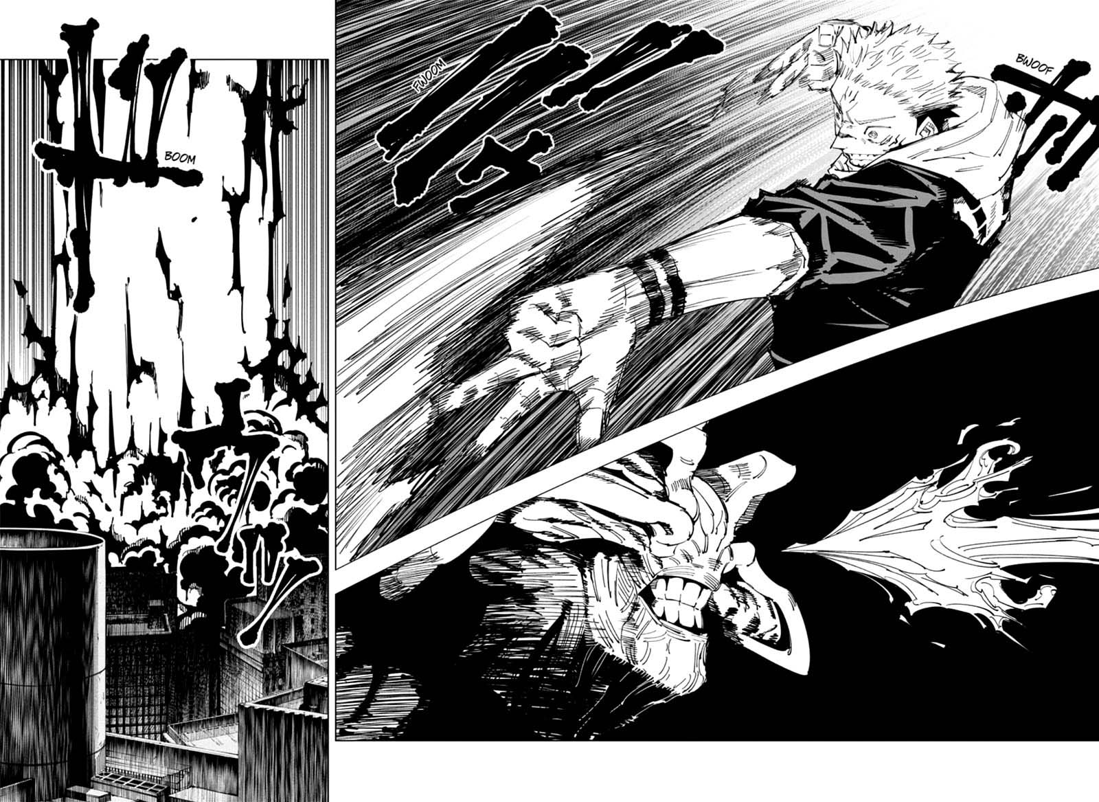 Jujutsu Kaisen, Chapter 119 image 010