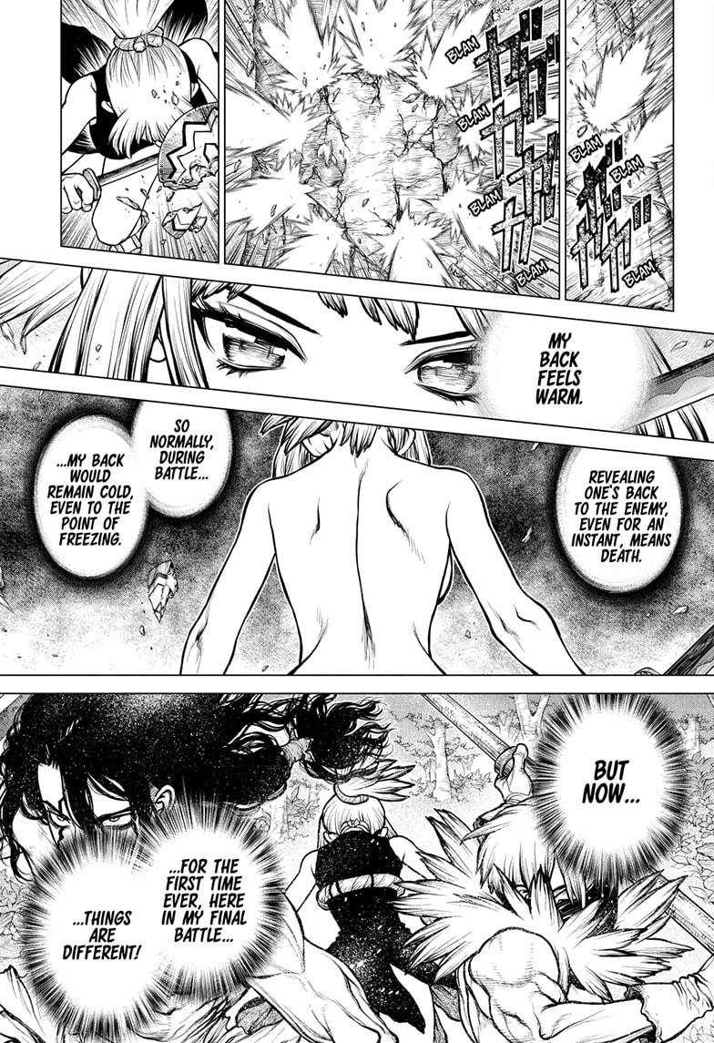 Dr. Stone, Chapter 188 image 003