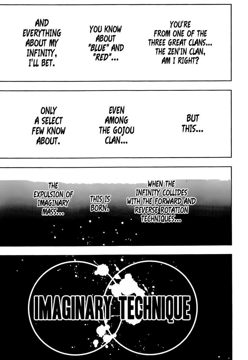 Jujutsu Kaisen, Chapter 75 image 013