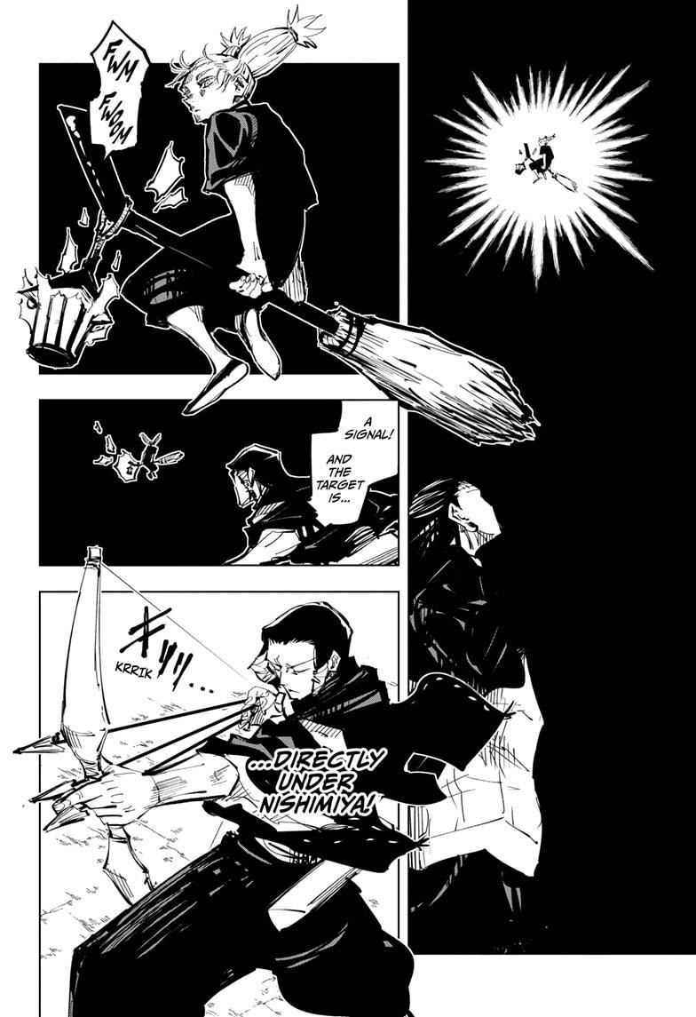 Jujutsu Kaisen, Chapter 134 image 004