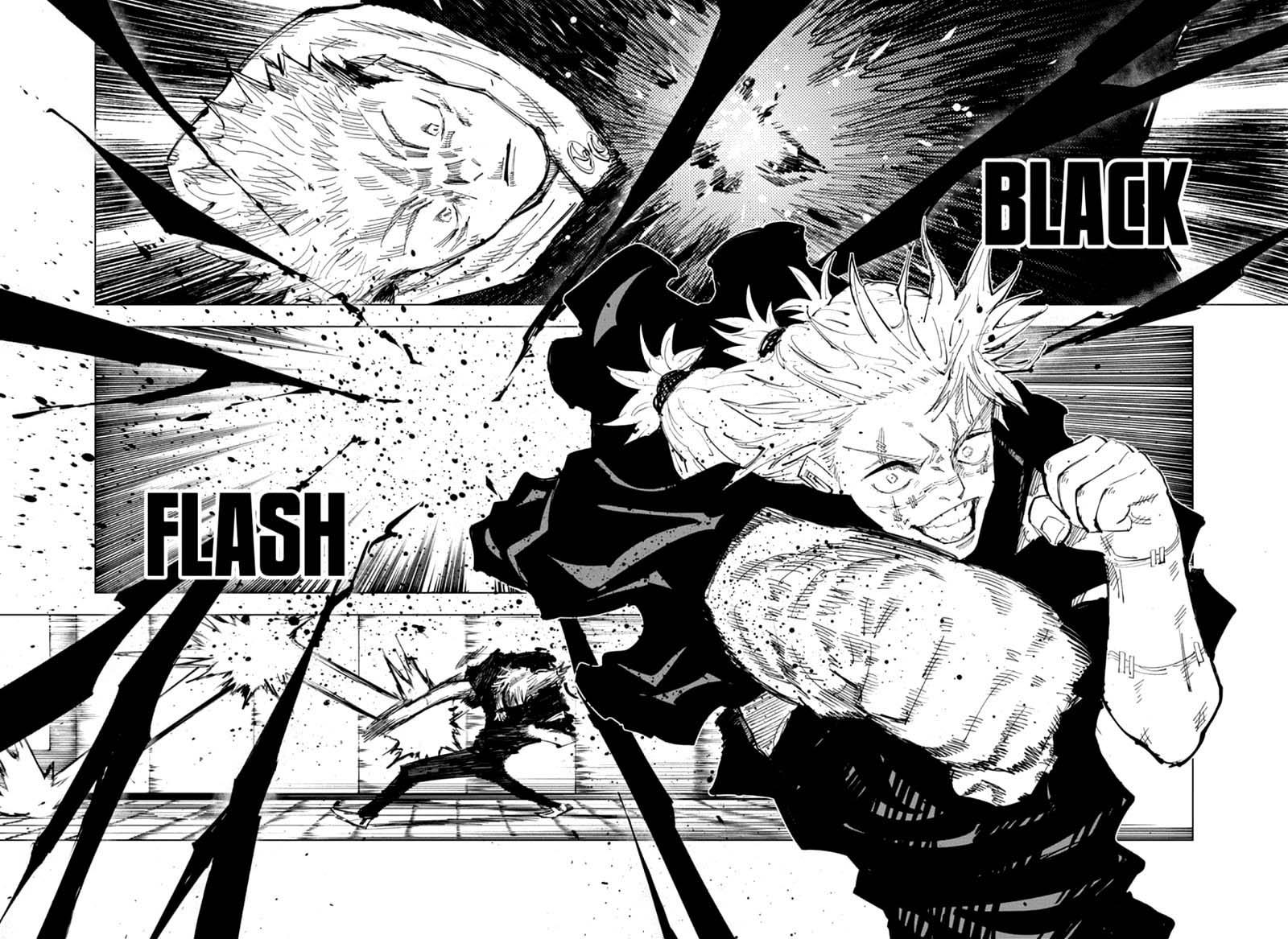 Jujutsu Kaisen, Chapter 126 image 008