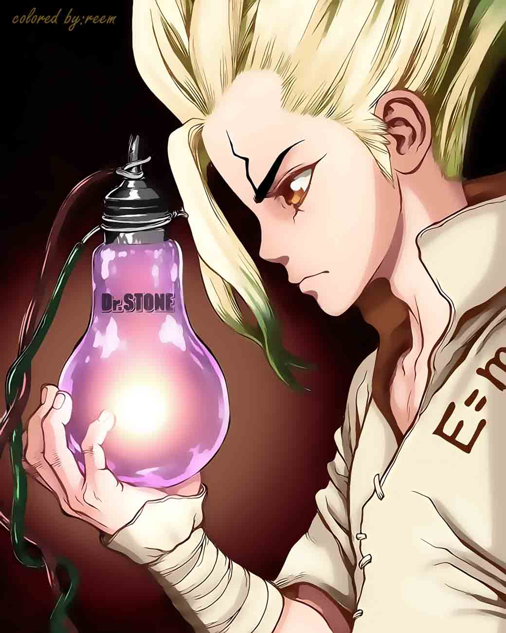 Dr. Stone : Chapter 34 - Village Games of Schemes image 002