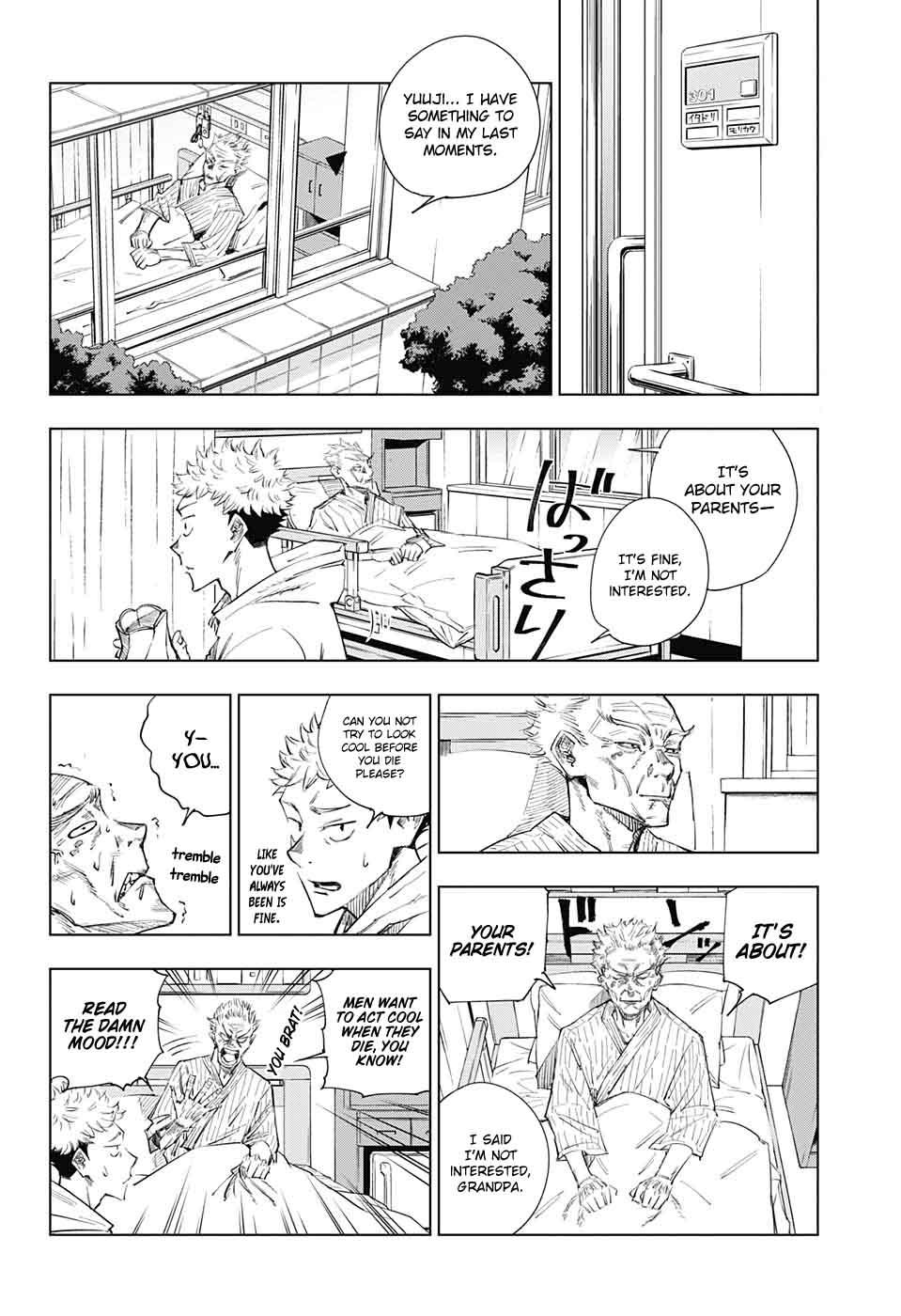 Jujutsu Kaisen, Chapter 1 image 017