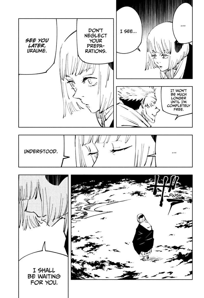 Jujutsu Kaisen, Chapter 117 image 014
