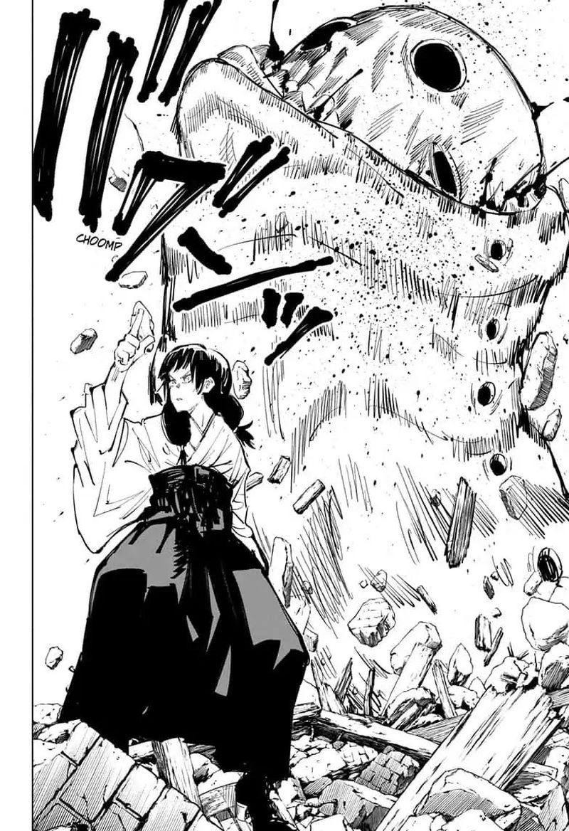 Jujutsu Kaisen, Chapter 65 image 010