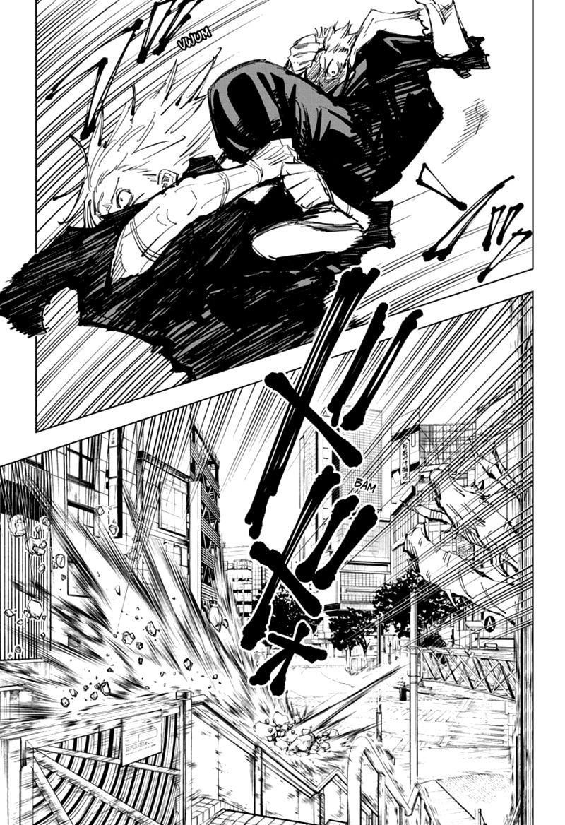 Jujutsu Kaisen, Chapter 129 image 014
