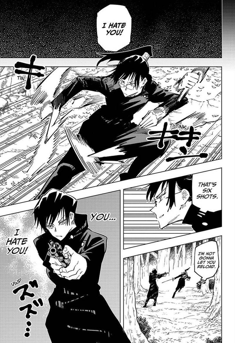 Jujutsu Kaisen, Chapter 42 image 011