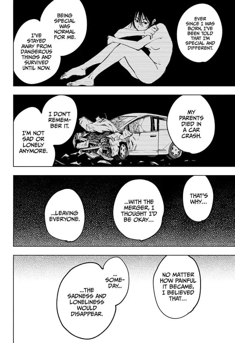 Jujutsu Kaisen, Chapter 72 image 014