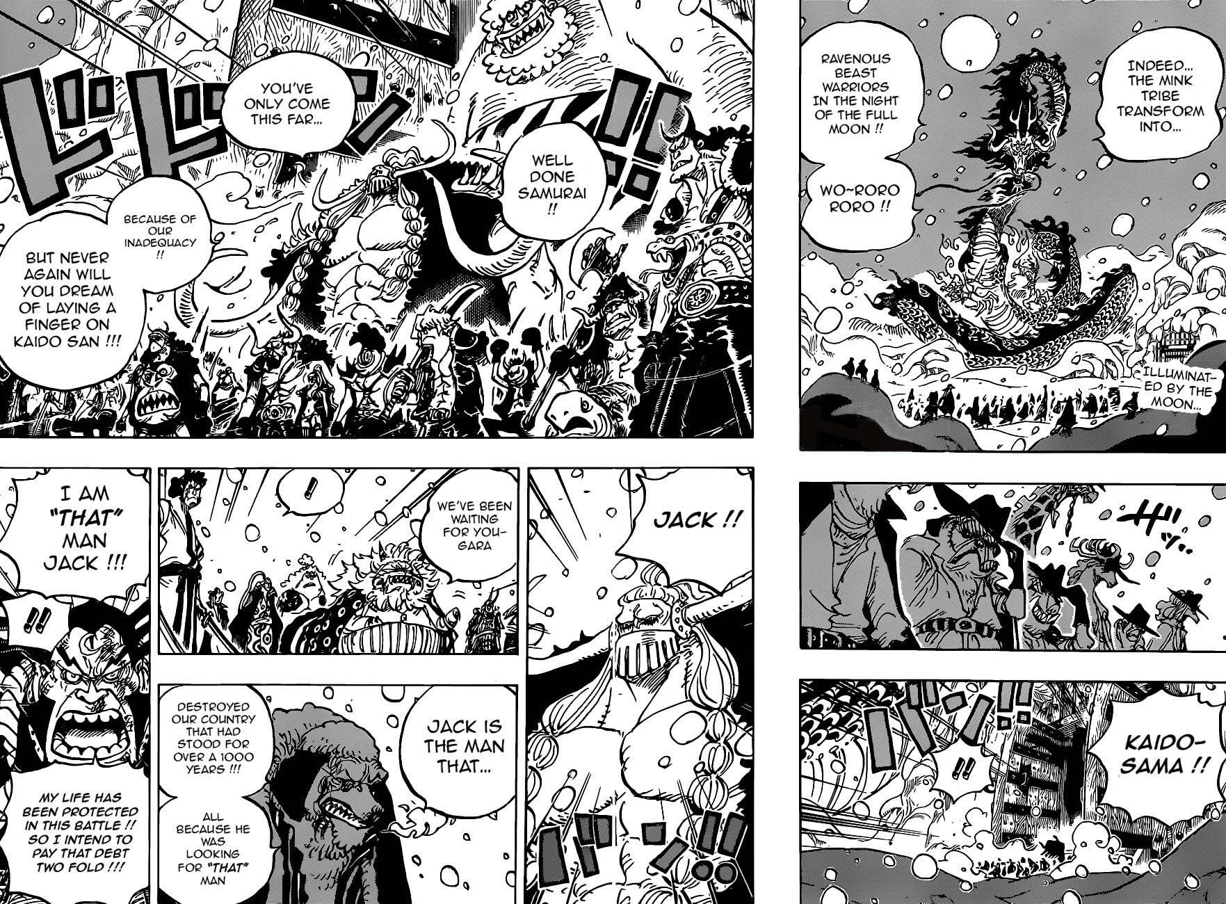 One Piece, Chapter 988 image 002