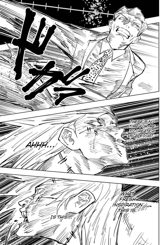 Jujutsu Kaisen, Chapter 29 image 015