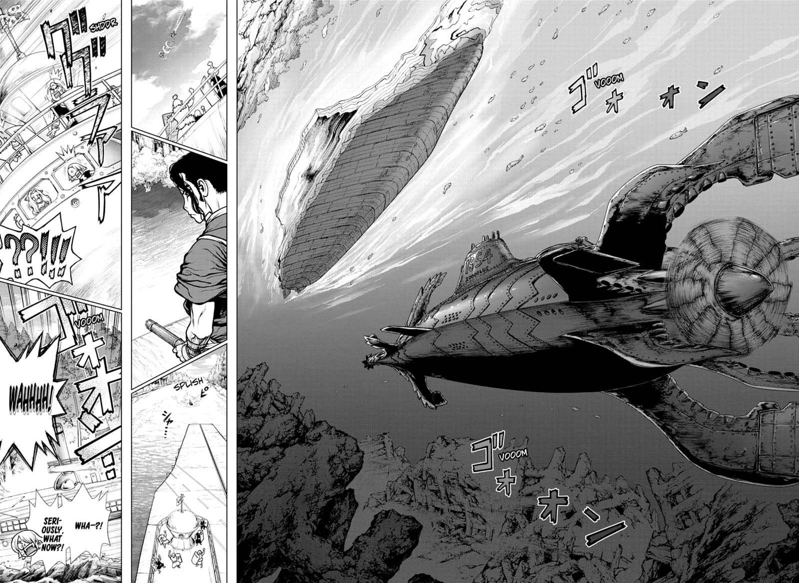 Dr. Stone : Chapter 165 - Know the Rules, Make the Rules image 006