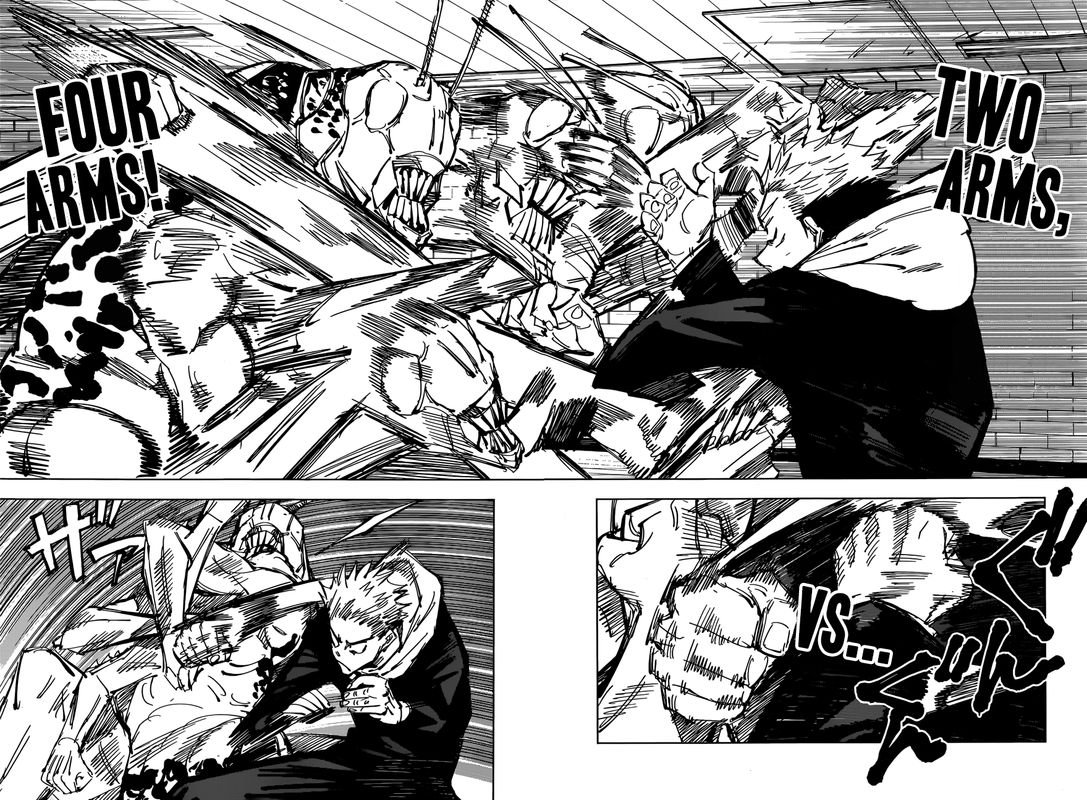 Jujutsu Kaisen, Chapter 87 image 008
