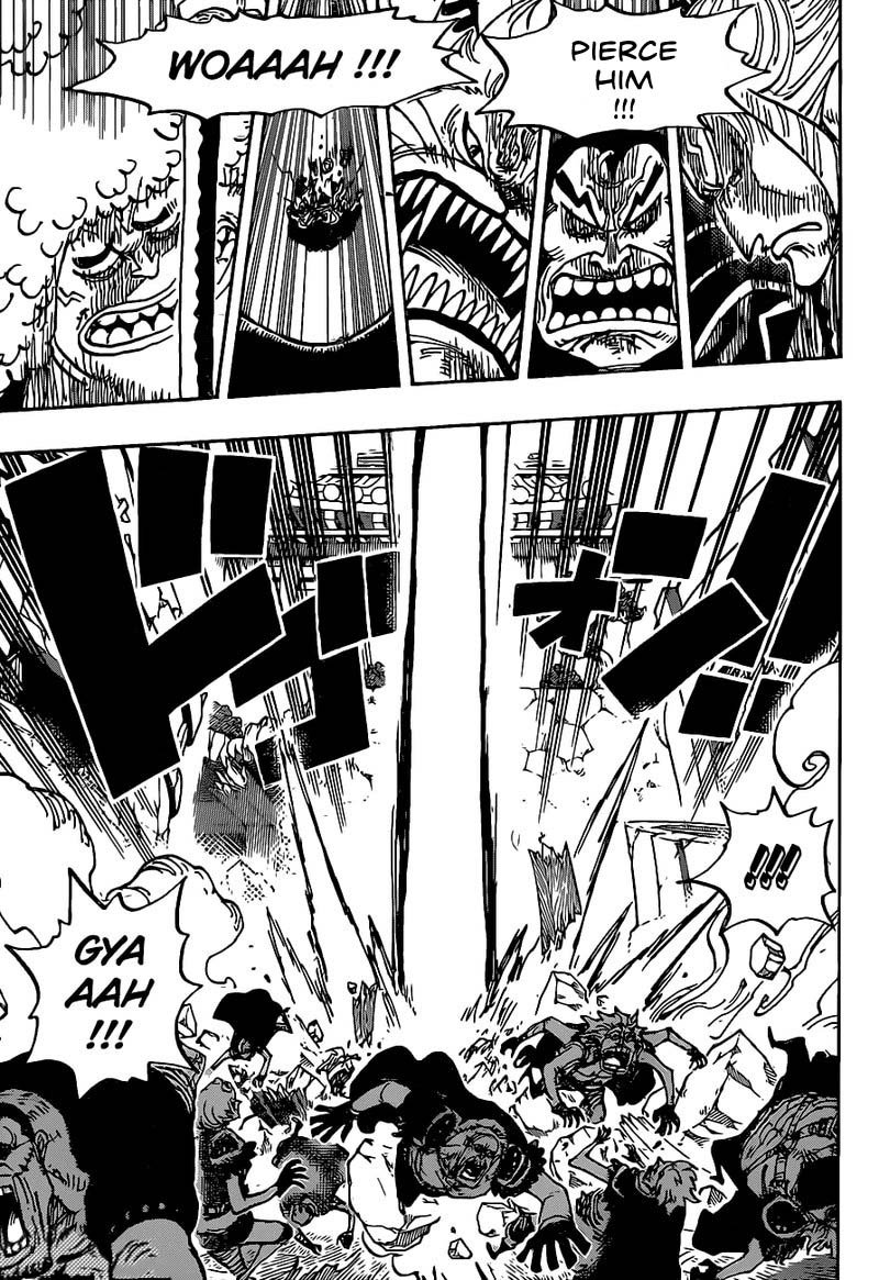 One Piece, Chapter 987 image 006