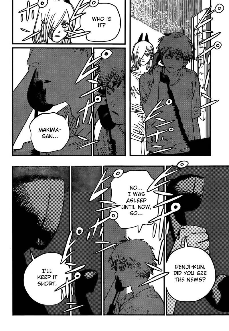Chainsaw Man, Chapter 77 - Ring Ring Ring image 002