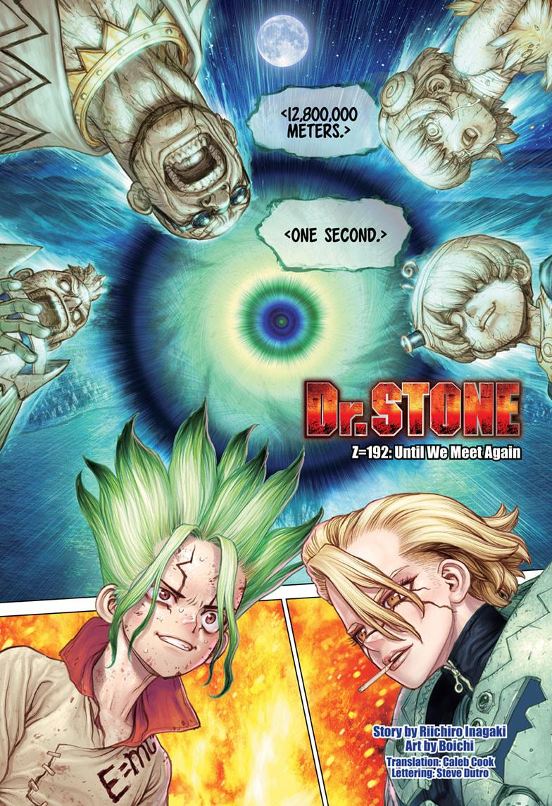 Dr. Stone, Chapter 192 image 001