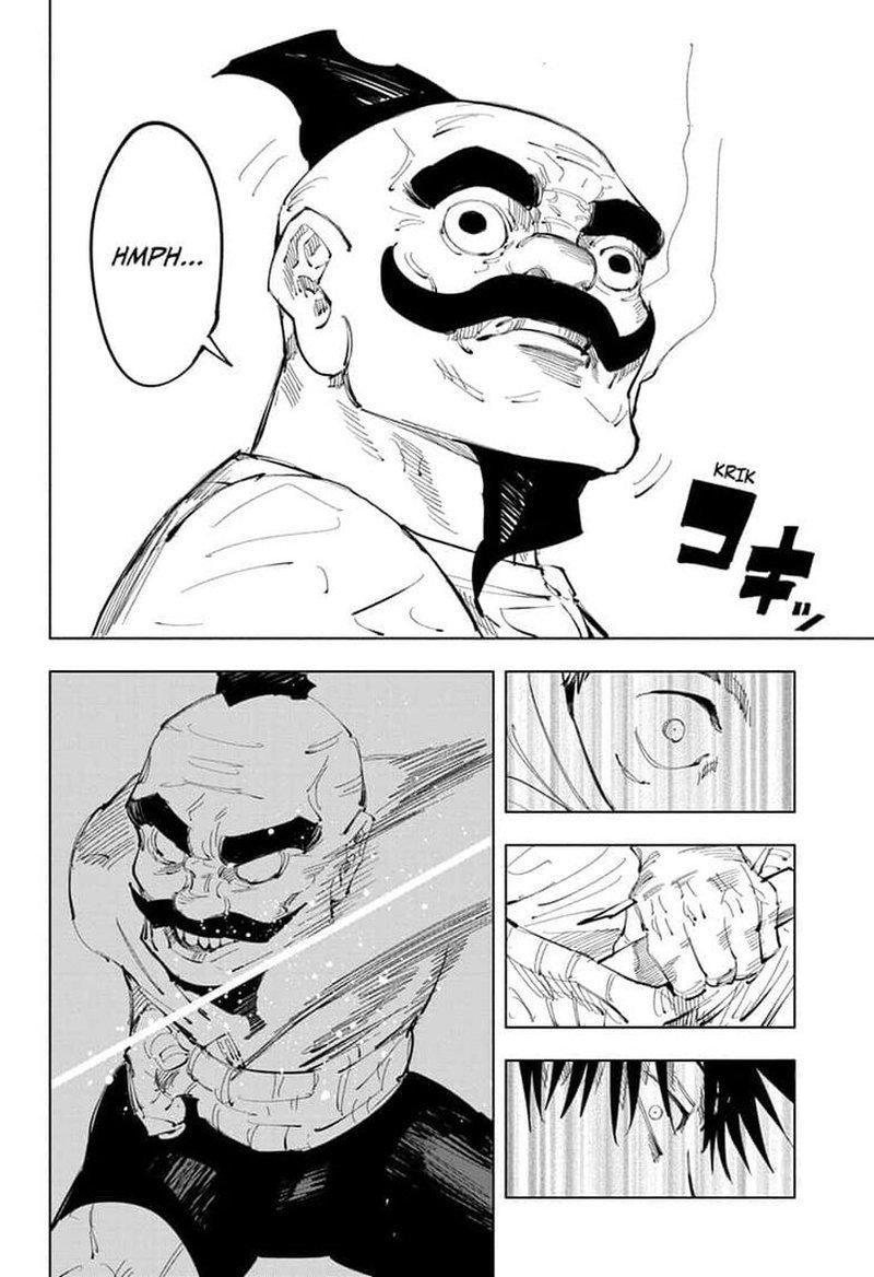 Jujutsu Kaisen, Chapter 95 image 010