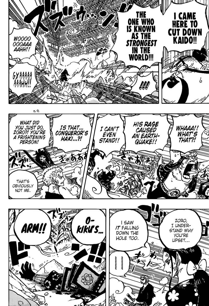 One Piece, Chapter 997 image 012