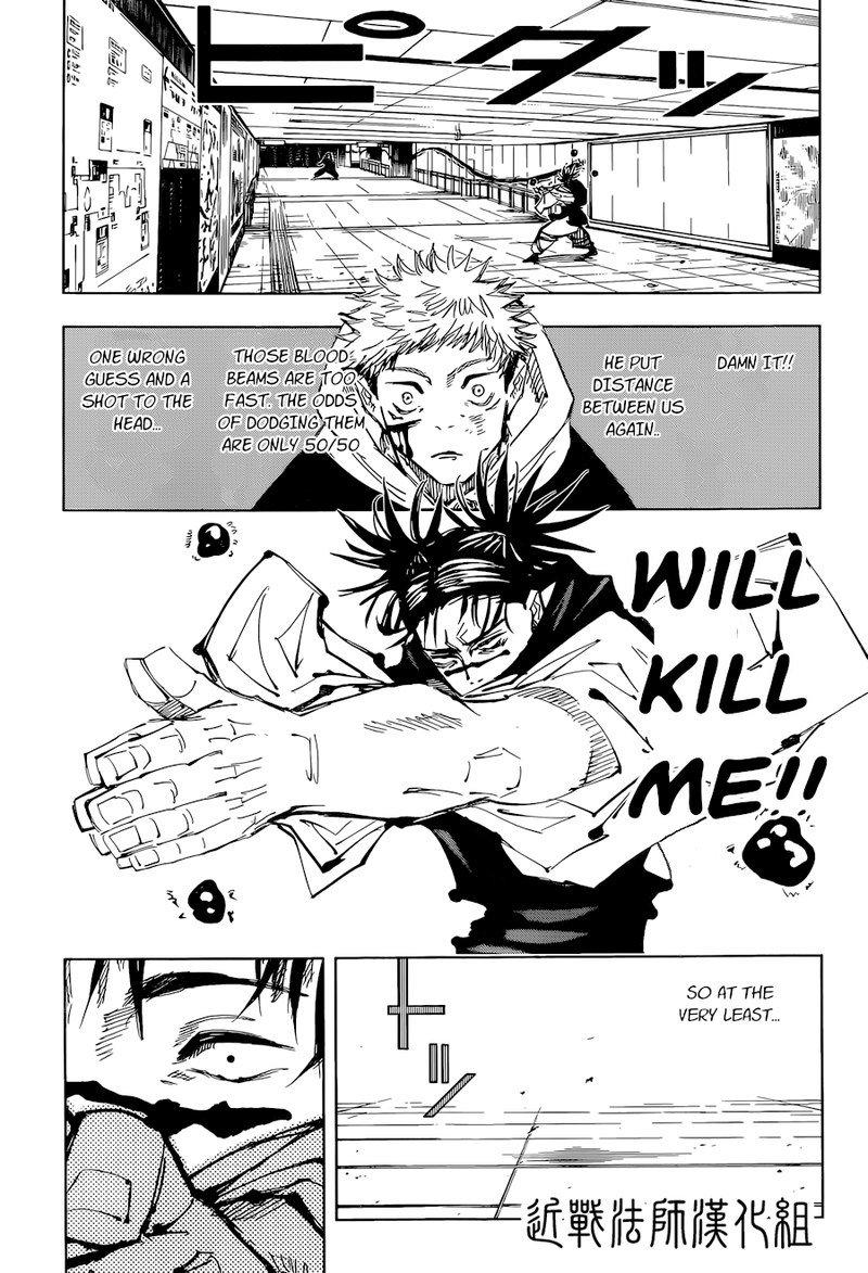 Jujutsu Kaisen, Chapter 103 image 003