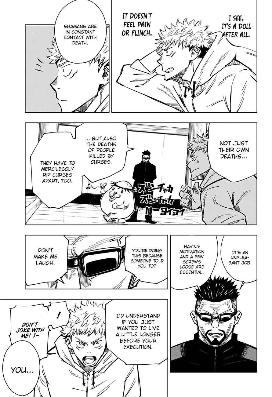 Jujutsu Kaisen, Chapter 3 image 012