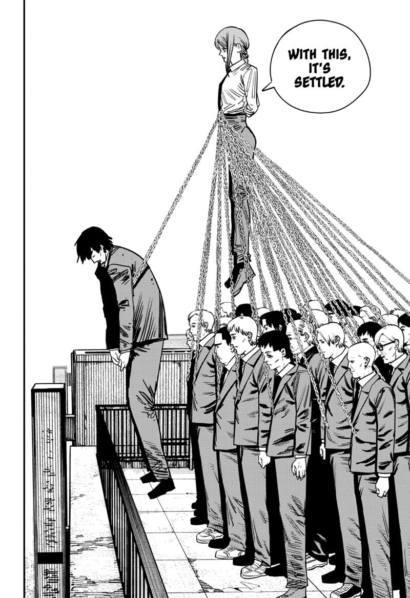 Chainsaw Man, Chapter 89 image 004