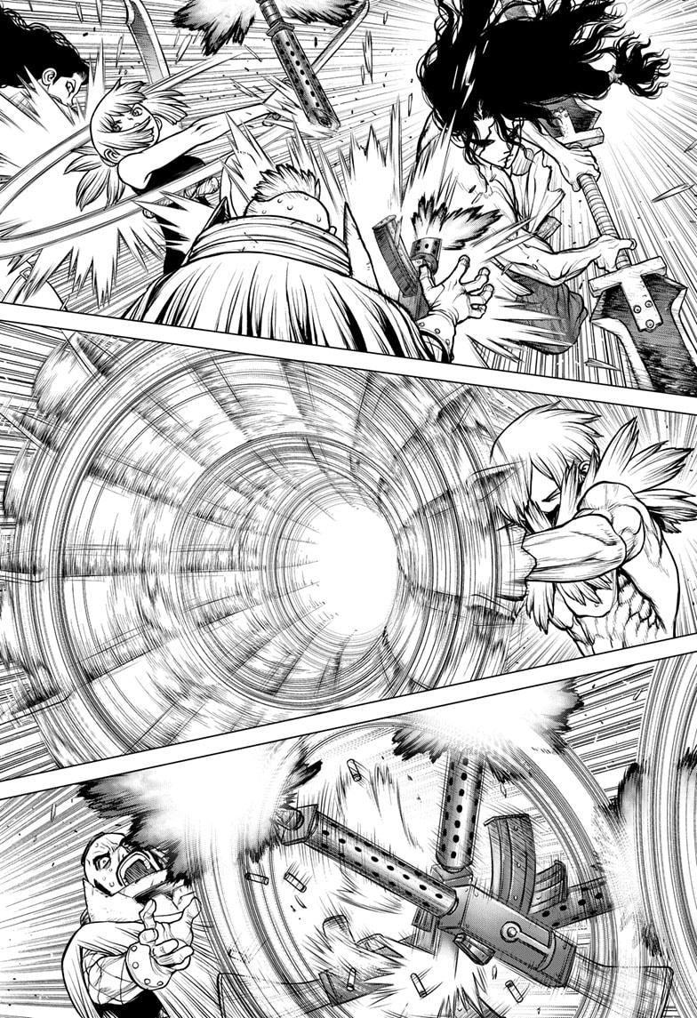Dr. Stone, Chapter 188 image 002