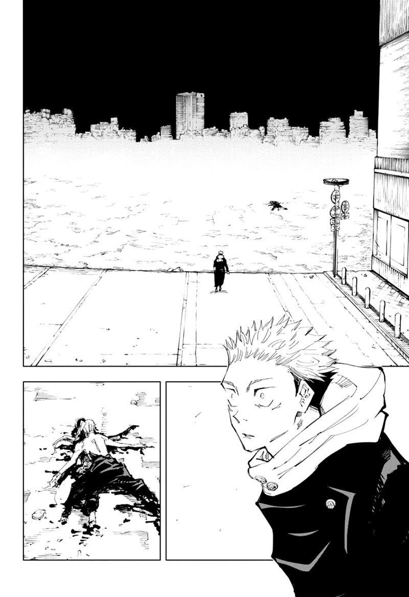 Jujutsu Kaisen, Chapter 120 image 002