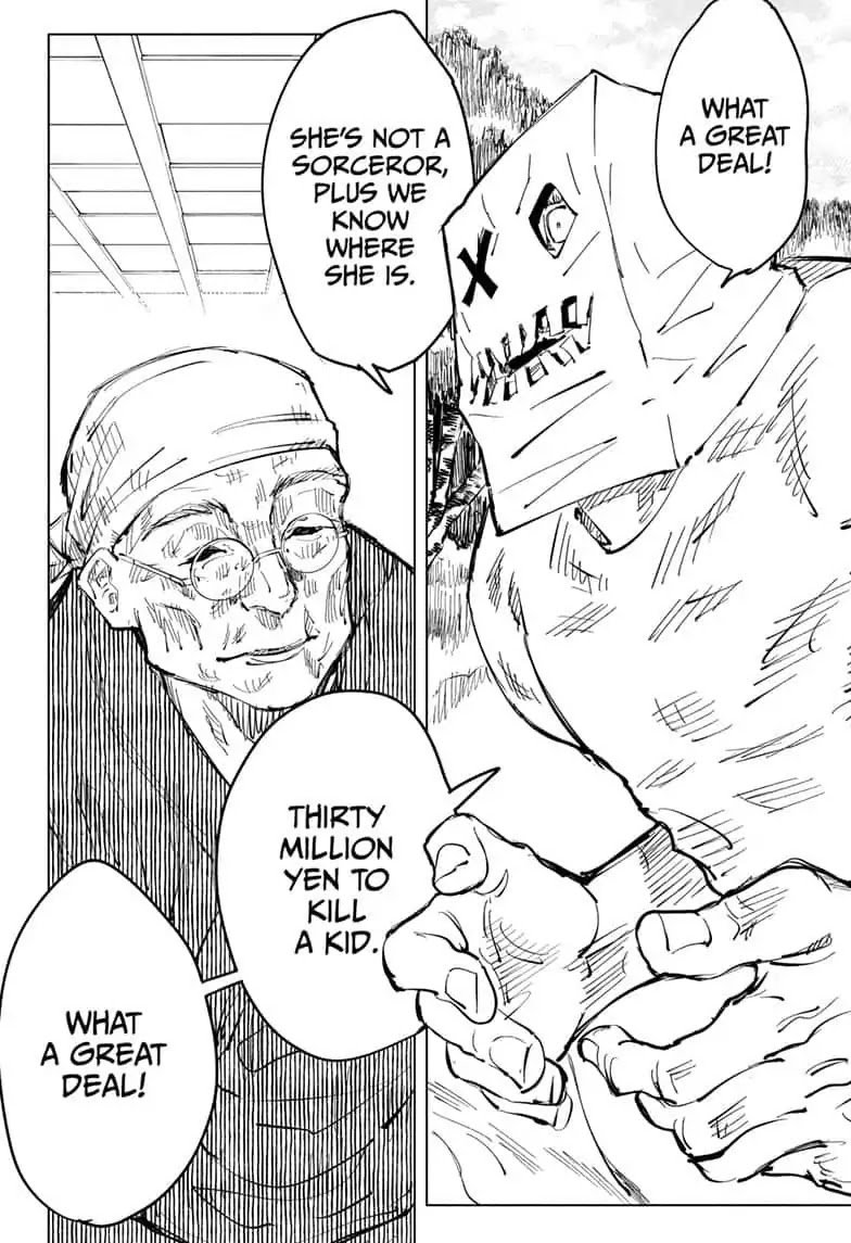 Jujutsu Kaisen, Chapter 67 image 018