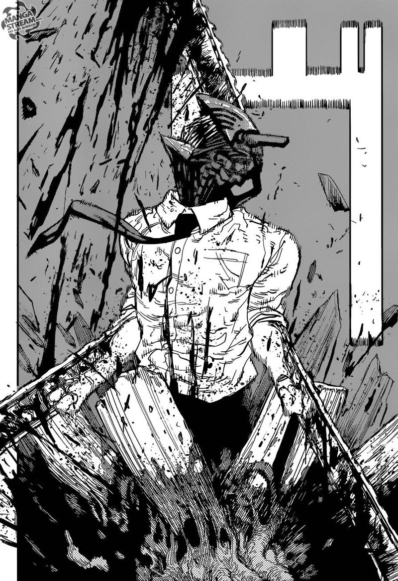 Chainsaw Man, Chapter 18 - Chainsaw VS Eternity image 014