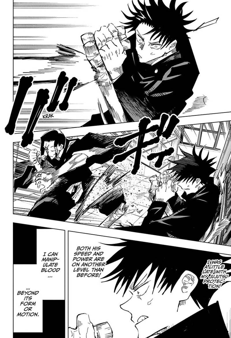 Jujutsu Kaisen, Chapter 43 image 008