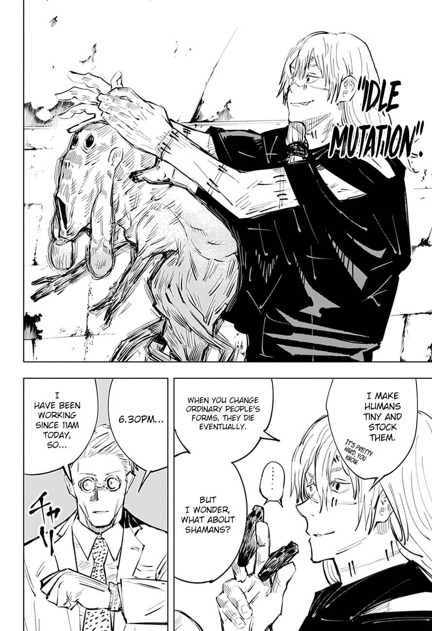 Jujutsu Kaisen, Chapter 22 image 008