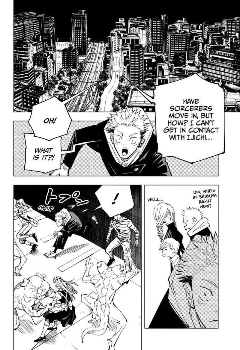Jujutsu Kaisen, Chapter 92 image 010