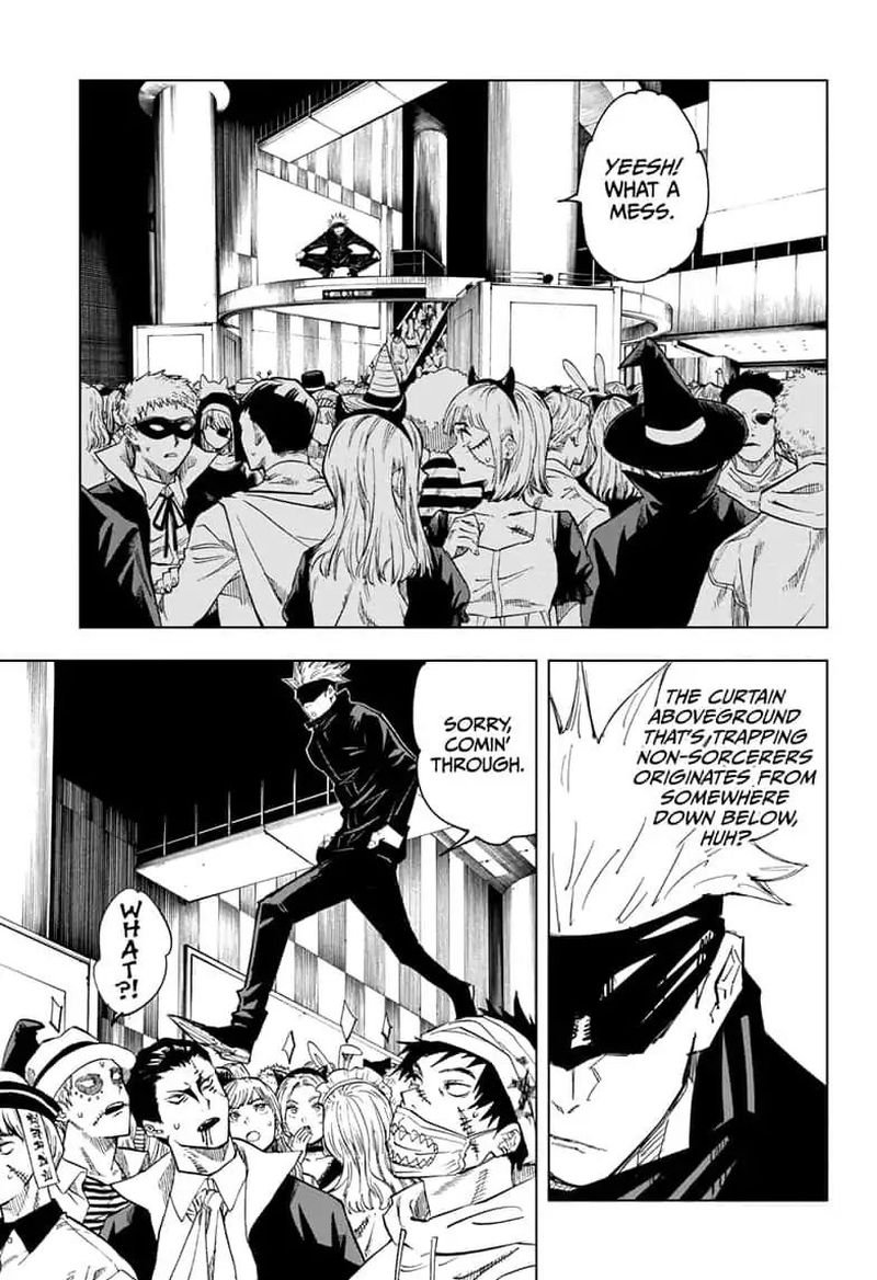Jujutsu Kaisen, Chapter 83 image 011