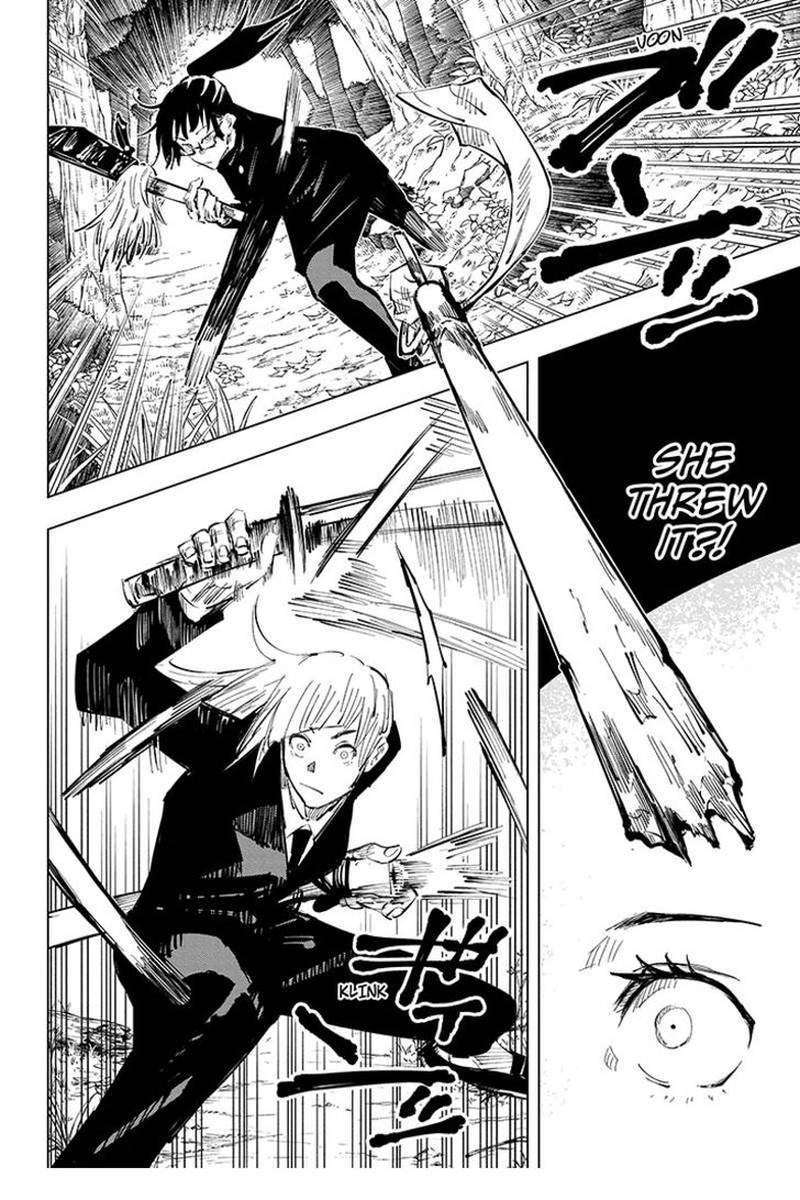 Jujutsu Kaisen, Chapter 40 image 006