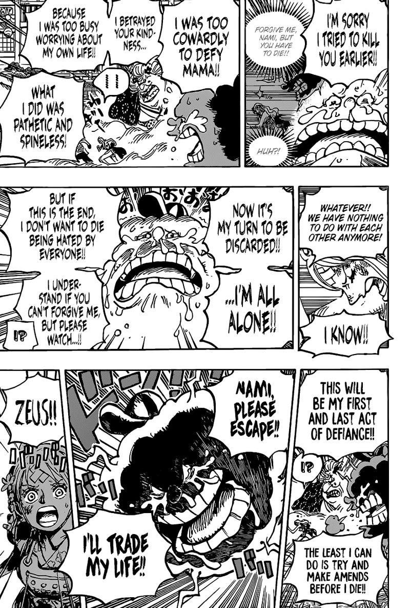 One Piece, Chapter 1013 image one_piece_1013_10