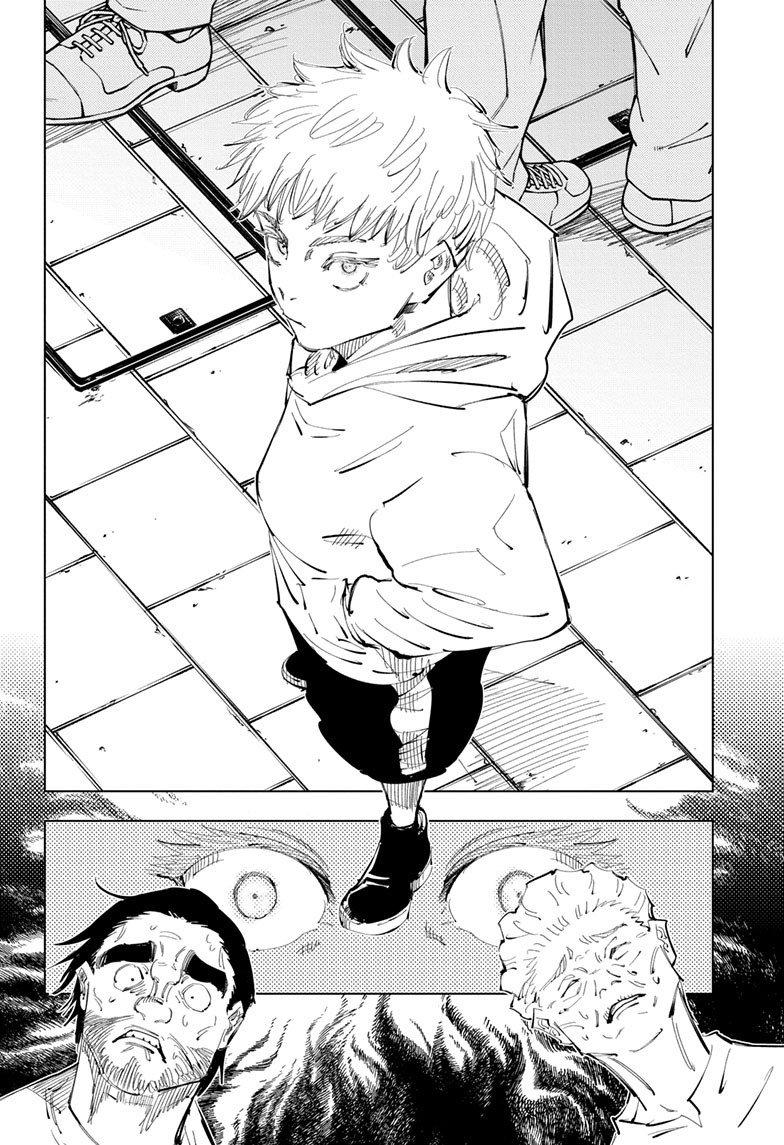 Jujutsu Kaisen, Chapter 96 image 010