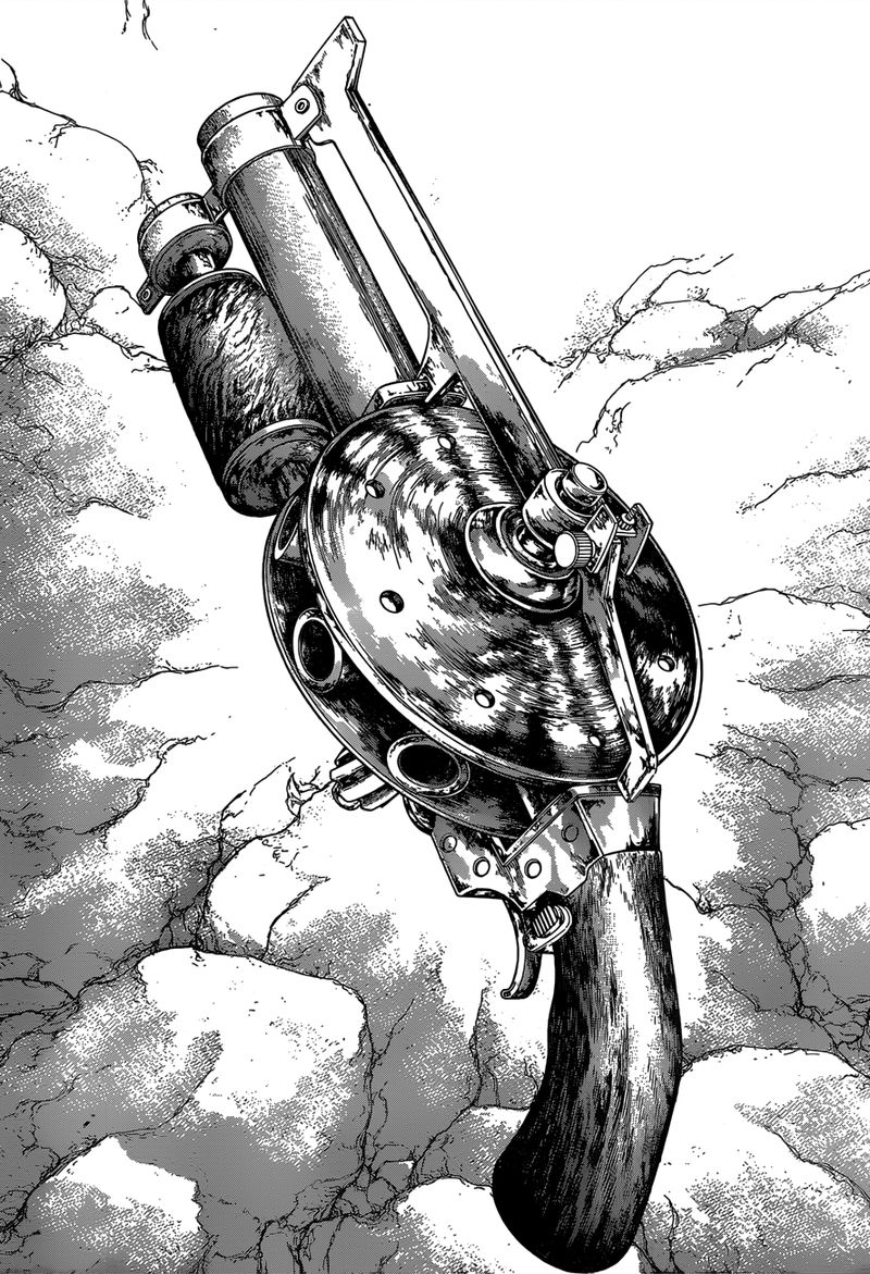 Dr. Stone : Chapter 124 - The invention of God and the Devil image 010