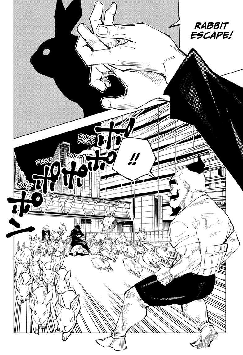 Jujutsu Kaisen, Chapter 96 image 018